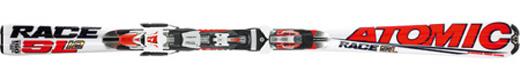 Горные лыжи Atomic Atomic SL12pb + крепления NEOX SF 614