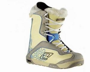 Ботинки для сноуборда Elan Betty