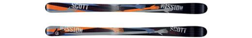 Горные лыжи Scott MISSION