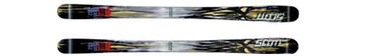 Горные лыжи Scott Punisher