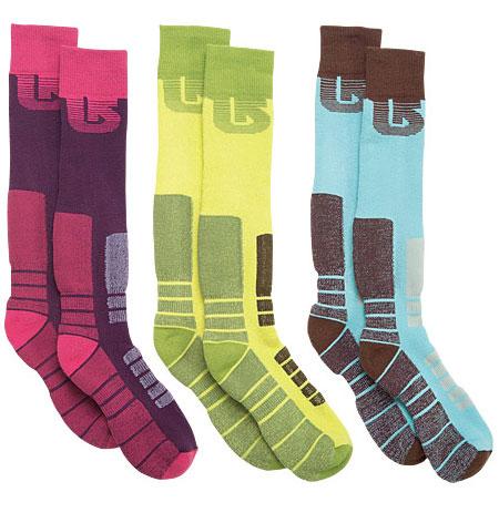 Особености Носки Burton Slopestyle Sock. шов, не раздражающий ваши пальчики...