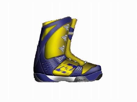 Ботинки для сноуборда Elan Union