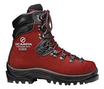 Ботинки Scarpa LiskammGTX