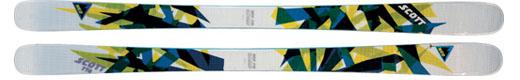 Горные лыжи Scott NEO