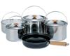 Набор посуды из нержавеющей стали SnowPeak CS-021