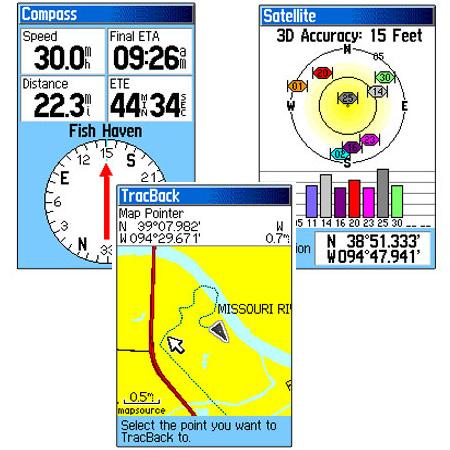 Навигатор Garmin GPSMAP 60 CSx