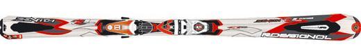 Горные лыжи Rossignol Zenith Z5 Oversize + крепления Axium 120 TPI2