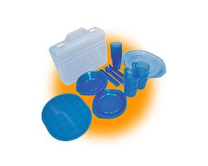 Пластиковый набор Forester для пикника