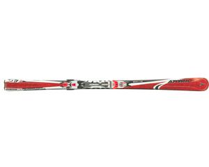 Горные лыжи Atomic IZOR 9:7m + крепления 4tix 412