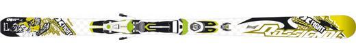 Горные лыжи Rossignol X-Fight 5 + крепления Axium 100
