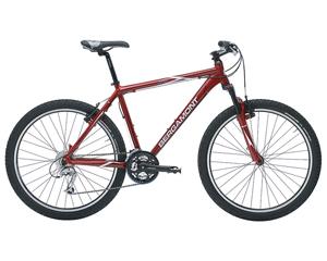 Велосипед  Bergamont ICEE Shiny Argentic Red