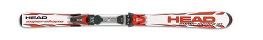 Горные лыжи Head Supershape Team