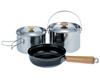 Набор посуды из нержавеющей стали SnowPeak CS-025