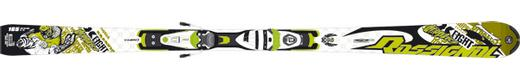 Горные лыжи Rossignol X-Fight 2 Oversize + крепления Axium 110 TPI2