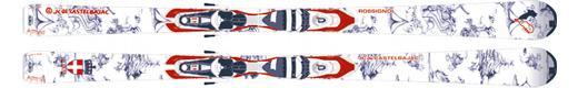 Горные лыжи Rossignol JCC WP + Saphir 110