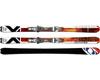 Горные лыжи Salomon XW Fury + крепления 914
