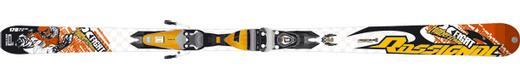 Горные лыжи Rossignol X-Fight 3 + крепления Axium 110 TPI2