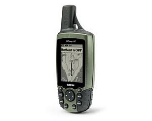 Навигатор Garmin GPSMAP 60