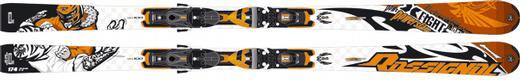 Горные лыжи Rossignol X-Fight 1 Oversize + крепления Axial2 120 TPI2