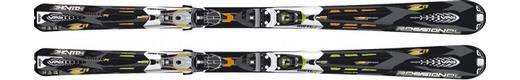 Горные лыжи Rossignol Zenith Z9 TI Oversize + крепления Axial2 120 TPI2