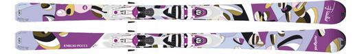 Горные лыжи Rossignol E. Pucci WP + Saphir 110