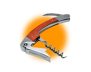 Нож-открывалка Forester с деревянной ручкой