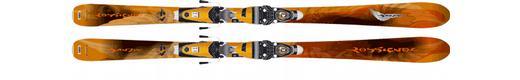 Горные лыжи Rossignol Bandit B74 + Axium 110 Wide TPI2