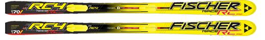 Горные лыжи Fischer RC4 Race RC PRO RF SP