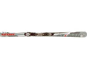 Горные лыжи Atomic IZOR 3:1m + крепления Device 310