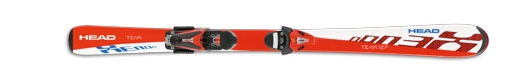 Горные лыжи Head iSupershape SW SP13