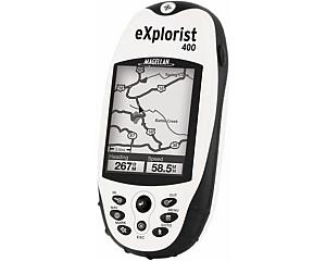 Навигатор Magellan eXplorist 400