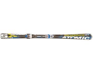 Горные лыжи Atomic SX 7 + крепления 4tix 310