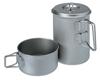 Набор посуды из титана  SnowPeak Mini Solo Cook Set, Titanium