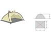 Тент  VauDe Baby Tent
