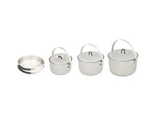 Набор посуды Tatonka Family Cookset S