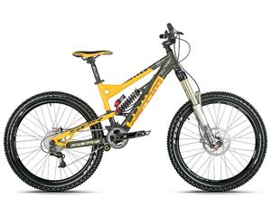 Велосипед  Sprint YELLOW SUBMARINE FREERIDE
