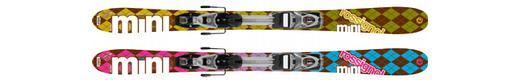 Горные лыжи Rossignol Mini