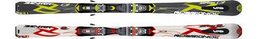 Горные лыжи Rossignol Zenith Z3 Oversize + крепления Axium 110 TPI2