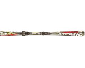 Горные лыжи Atomic SX 9 puls ti + крепления 4tix 412