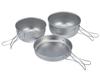 Набор посуды из титана  SnowPeak Titanium Cook Set, 3 pcs