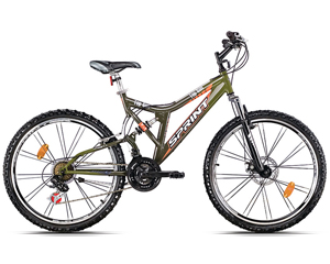 Велосипед  Sprint TOP GUN 26