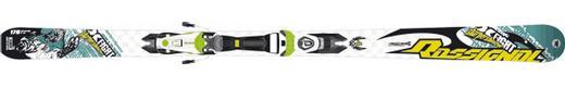 Горные лыжи  Rossignol X-Fight 4 + крепления Axium 100 TPI2