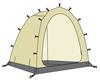 Палатка  VauDe Drive Base Innertent