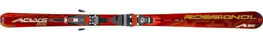 Горные лыжи  Rossignol Actys 300 + крепления Axium 100 TPI2