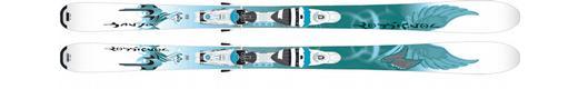 Горные лыжи Rossignol Bandit B78 W + Saphir 110 TPI2