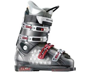 Ботинки для горных лыж Salomon Rush 9