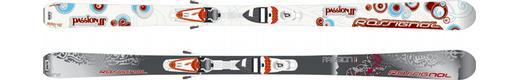 Горные лыжи Rossignol Passion II + Saphir 90 TPI2