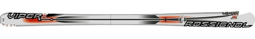Горные лыжи Rossignol Viper X + крепления Axium 100