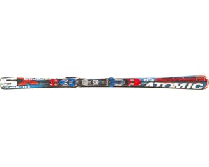 Горные лыжи Atomic SX 10 B5 connected + крепления Neox 412