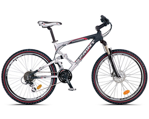 Велосипед  Sprint XC CROSSCOUNTRY FSP DISC